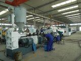 Linha de produção linha da extrusora da tubulação do HDPE da extrusão da tubulação de fonte da água