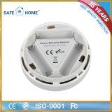 In werking gestelde de Batterij van het Alarm van de Koolmonoxide