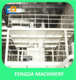 De vierkante Collector van het Stof van de Impuls (TBLMFa56) voor de Aquatische Machine van het Dierenvoer