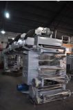 PLC는 플레스틱 필름을%s 고속 박판으로 만드는 기계를 통제한다
