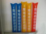 선전용 인쇄된 팽창식 갈채를 보내는 천둥 지팡이
