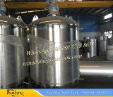 el tanque eléctrico de la reacción de la calefacción del reactor químico 500liter