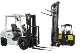 Fabricante de Forklifts da tecnologia de Tcm Style& e de Na. Forklifts elétricos