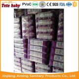 Pannolini a gettare del bambino di marca dell'OEM della fabbrica del Fujian Cina per l'Africa