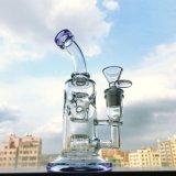 Conduite d'eau en verre de fumage de mini de pétrole de TAPE d'équipement oeufs de Faberge