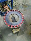 Fornalha pequena do forjamento da indução da tensão para Rod de aço