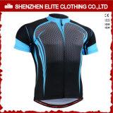 高品質のカスタム循環の衣服の人の自転車ジャージー(ELTCJI-15)