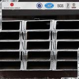 A36 Q235 kohlenstoffarmer Kanal-Stahl