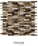 Azulejo de mosaico rústico especial del diseño 300*300m m de la fábrica de China (FYSC240)