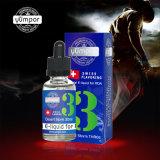Sabor natural eliquid pura nicotina Yumpor ejuice alta Vg Serie 30 ml de cristal de la botella ejuice