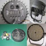 120X3W RGBW Alterar Cores DMX Iluminação LED PAR64