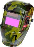 Casco diScurimento del fronte della saldatura di sicurezza con il filtro dalla saldatura