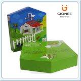 Schlauch-Wie Zoll gedruckter Pappgeschenk-Kasten
