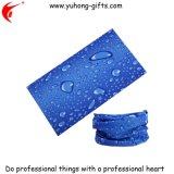 Die gedruckten Wasser-Tröpfchen färbten Schal-Kopftuch für Förderung (YH-HS057)