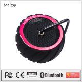 Mini haut-parleur sans fil portatif stéréo actif extérieur de vente chaud de Bluetooth