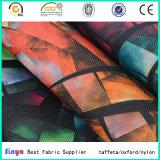 Hohe starke PU beschichtete Polyester Cordura 1200d gedrucktes Textilgewebe 100% für Gepäck