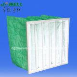 Filtro centrale industriale dalla casella del sacchetto di polvere del condizionatore d'aria di Ahu/Dhu