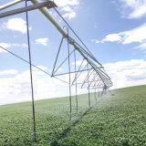Sistema de irrigación de regadera de la granja con el pivote de centro para la venta