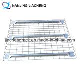 Decking svasato galvanizzato della maglia utilizzato nella casella o nel fascio di punto