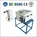 Máquina de descamação de cabos coaxiais automática completa