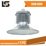 IP66 alto alloggiamento di alluminio dell'indicatore luminoso di via dell'alloggiamento dell'indicatore luminoso della baia del baldacchino LED