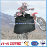 Tubo interno de la motocicleta natural ISO9001-2008 3.00-17