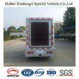 Camion di pubblicità mobile di Euro4 Dongfeng 3.5cbm con buona qualità