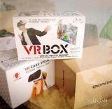 Boîte en carton de DIY, glaces d'écouteur de Vr, cadre de 3D Vr pour des smartphones de 4 à 6 pouces