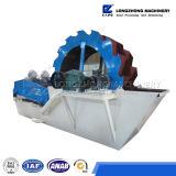 Sable de degré et machine à laver de lavage élevés d'agrégat