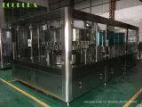 Capsulador quente do enchimento da máquina de enchimento do suco fresco automático/3 in-1 Rinser