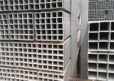 Beschichtung-galvanisiertes quadratisches Gefäß des Zink-30um für Aufbau