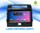 Android System Car DVD para Land Cruiser Tela sensível ao toque de 10,1 polegadas com GPS / Bluetooth / TV / MP3 / MP4
