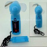 최신 인기 상품 승진 선물 (3509)를 위한 주문 로고 LED 번쩍이기 원본 손잡이 팬