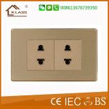 Soquete comutado elétrico Home do Mf do dobro do uso/uso do escritório