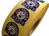 Etiketten van de Druk van het broodje de Zelfklevende voor Dierlijke Sticker