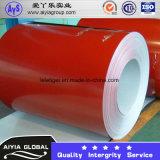 La perfezione laminato a freddo le bobine d'acciaio preverniciate/lamierino/lamiera