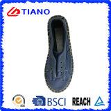 Chaussures occasionnelles de femmes de pêcheur de santals plats et confortables de mode (TN36709)