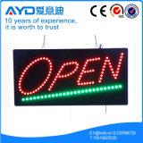 Hidly 장방형 높은 밝은 LED 열려있는 표시