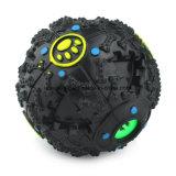كلب لعب كرة [إيق] متعة كرة [دوغ فوود] موزّع جانبا [فورّفيدو], لأنّ صغيرة/[ميدّلس] حجم (تحت [30لبس]) [دوغ تووث] ينظّف, يلعب ويمضغ
