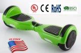 """6.5 """"patentado Auto Equilibrio Scooter eléctrico con el altavoz Bluetooth LED"""