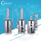 Distillatore elettrico dell'acqua di Distillerd dell'acciaio inossidabile di serie della DZ doppio