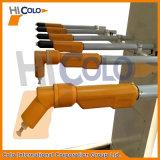 Gicleurs de cornière de pièces de rechange de canon automatique de jet de poudre Ga03