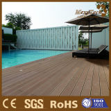 Decking de madera de la piscina de la calidad WPC de China