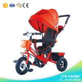 O melhor bebê Trike do triciclo da qualidade com os 4 em 1 carro de bebê