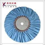 Yiliangの銅の布の綿のフォールドの航空路の磨く車輪