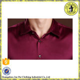 يصنع الصين متّبع آخر صيحة جلّيّة حراريّة أطلس قميص رجال
