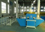 Correia transportadora automática do CNC que alimenta a máquina de estaca do plano hidráulico