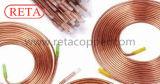 Tubo capillare di rame standard di ASTM B360