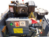 De duurzame Machine van de Nevel van het Pleister van het Mortier van de Klassieke en Hoge Efficiency