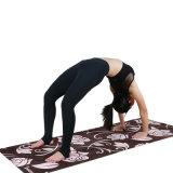 Esteira durável da aptidão da ioga da borracha natural